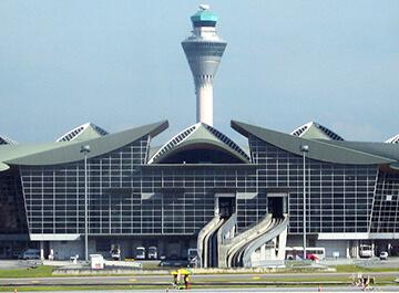 فرودگاه بین المللی کوالالامپور ( Kuala Lumpur International Airport )