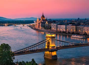 آشنایی با مناطق گردشگری مجارستان