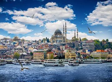 آشنایی با مناطق گردشگری استانبول