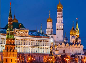 آشنایی با مناطق گردشگری روسیه