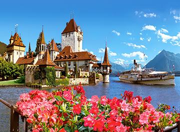 آشنایی با کشور سوئیس