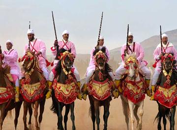 فرهنگ و آداب و رسوم مردم مراکش