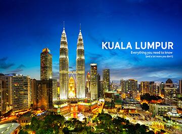 آشنایی با شهر کوالالامپور