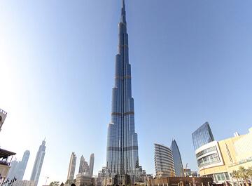 برج خلیفه یا برج دبی ( Burj Khalifa )