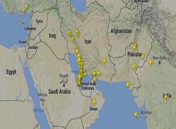سفر به دبی از شهر های ایران