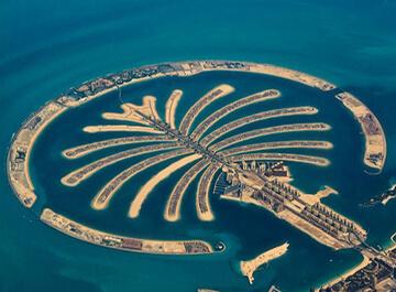 جزیره نخل دبی