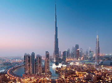 آشنایی با شهر دبی