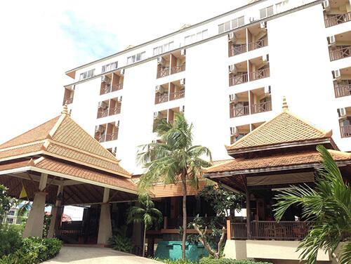 هتل phuphaya resort