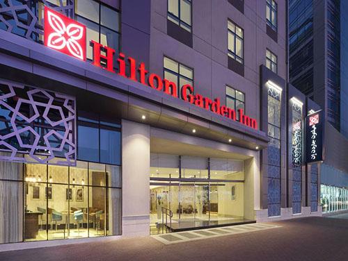 هتل Hilton Garden Inn Al Muraqabat