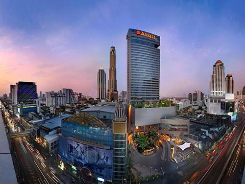 هتل Amari Watergate Bangkok