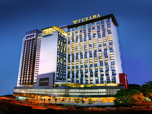 هتل Furama Bukit Bintang