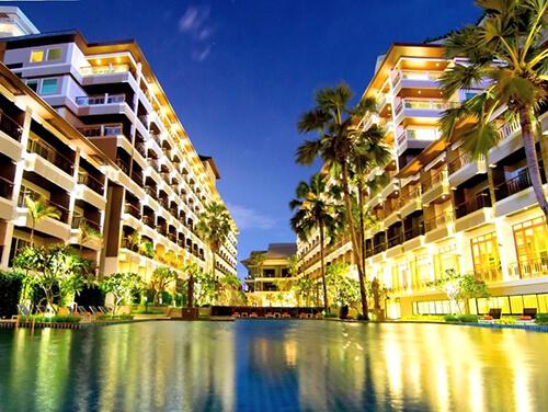 هتل Welcome World Beach Resort