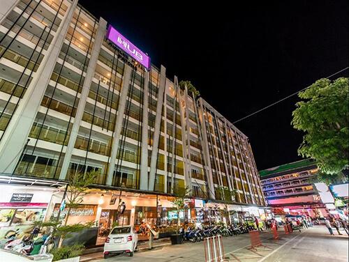 هتل Ashlee Hub Patong