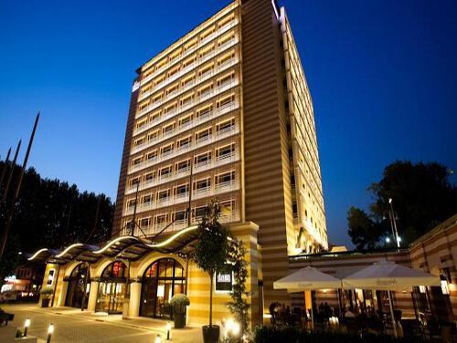 هتل City center