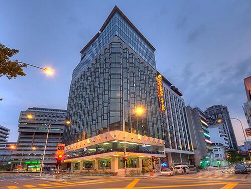 هتل Arenaa Star