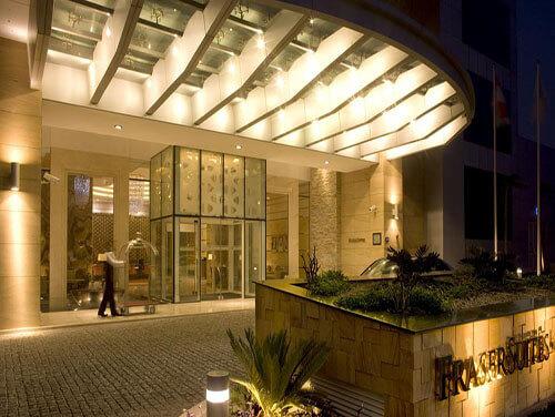 هتل Fraser Suites Dubai