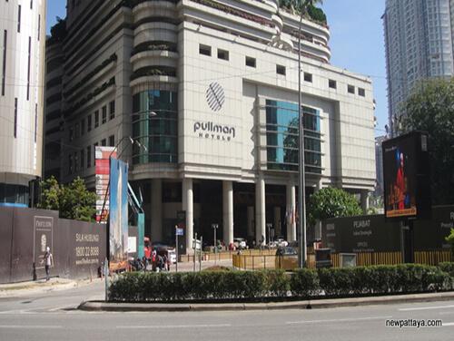 هتل Pullman Kuala Lumpur