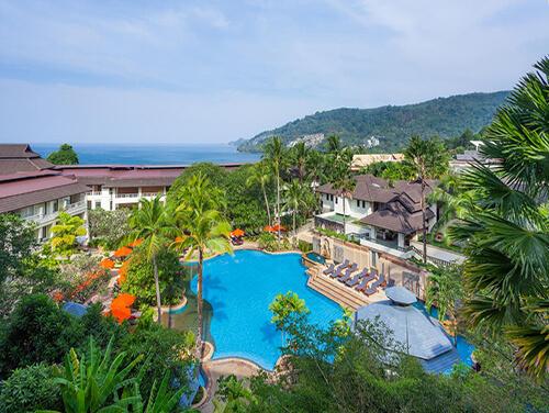 هتل Diamond Cliff Resort and Spa