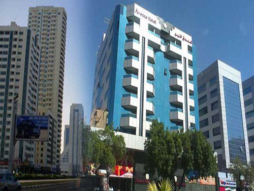 هتل avenue