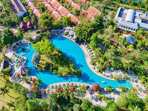 هتل Duangjitt Resort