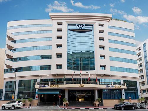 هتل summit