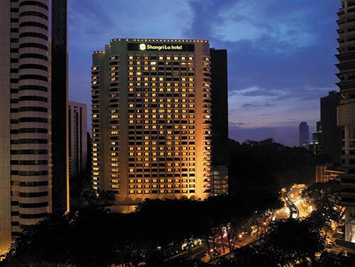 هتل ShangriLa
