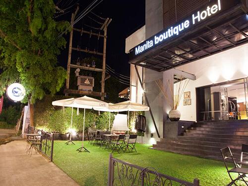 هتل Manita outique