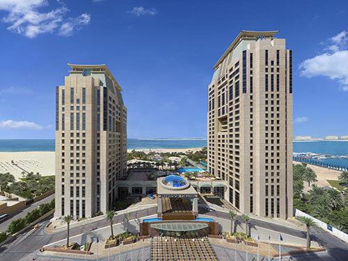 هتل Habtoor grand
