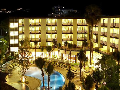 هتل Hotel ibis Phuket Patong
