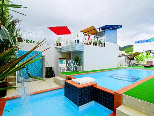 هتل PJ Patong Resort