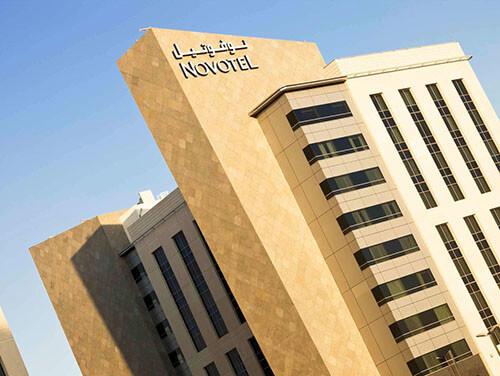 هتل Novotel Deira City Centre