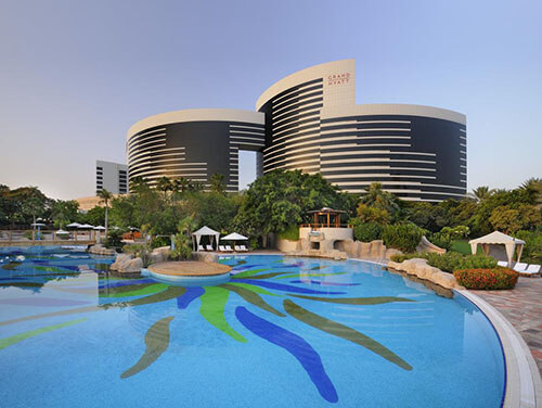 هتل Grand Hyatt Dubai