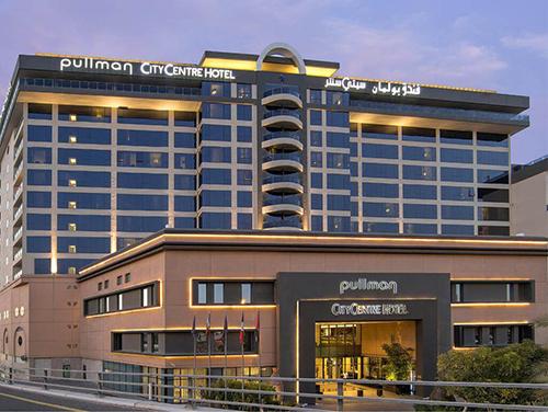 هتل Pullman City Centre