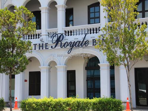 هتل royal chulan