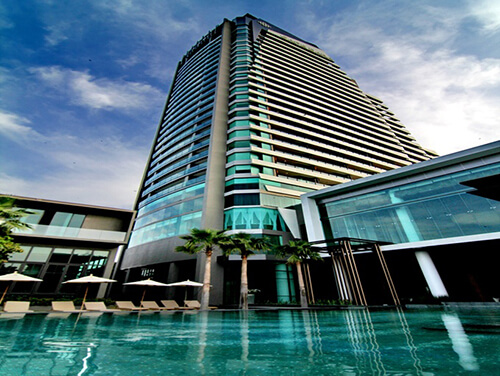 هتل Cape dara
