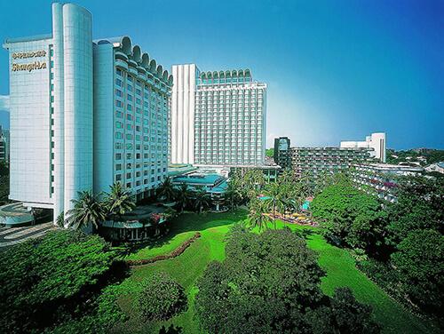 هتل Shangri la