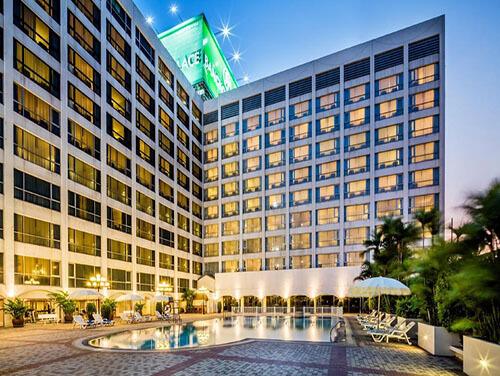 هتل bankok palace