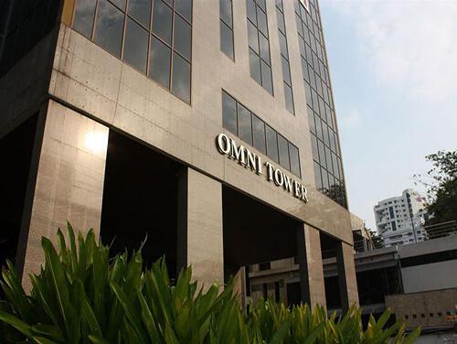هتل omni tower