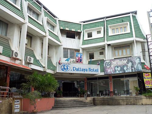 هتل Ss Pattaya