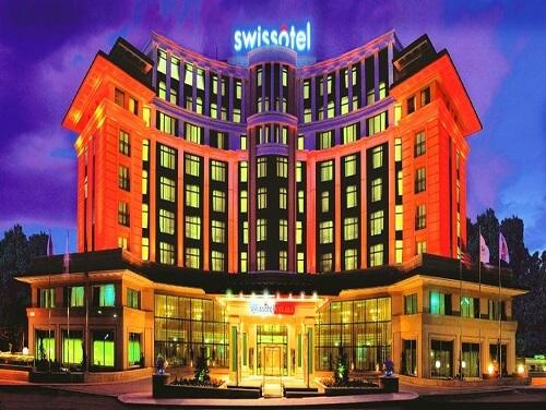 هتل Swissotel Ankara