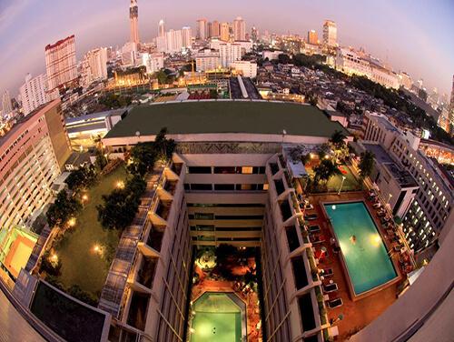 هتل Asiya bangkok