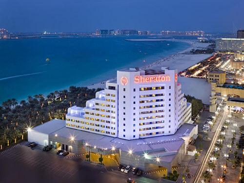 هتل Sheraton Jumeirah