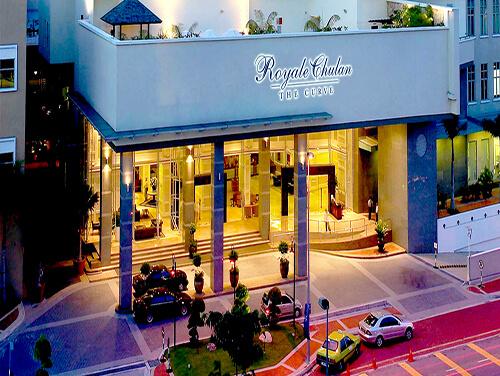 هتل Royale Chulan