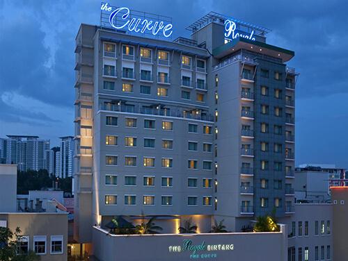 هتل Royal Bingtang