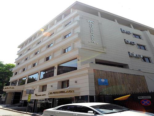 هتل Alfa