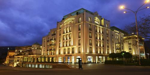 هتل های تفلیس